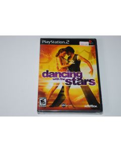 Dancing with the Stars Playstation 2 PS2 Video Game New Sealed