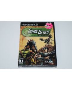 Future Tactics Playstation 2 PS2 Video Game New Sealed