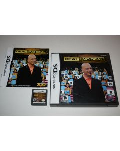Deal or No Deal Nintendo DS Video Game Complete