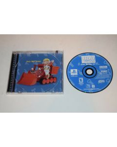 Bob the Builder Can We Fix It Playstation PS1 Game Disc w/ Case