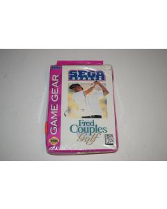 Fred Couples Golf Sega Game Gear Video Game New Sealed