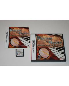 Rhythm N Notes Nintendo DS Video Game Complete