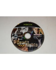 Dead to Rights Microsoft Xbox Video Game Disc Only