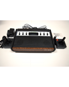 Heavy Sixer Sears Telegames Atari 2600 Console Video Game System