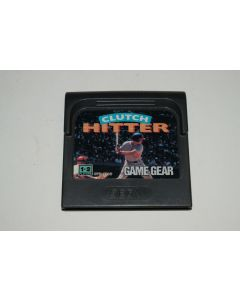 Clutch Hitter Sega Game Gear Video Game Cart