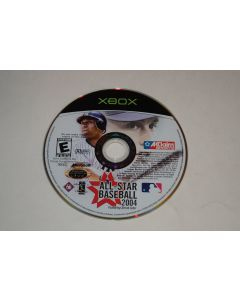 All-Star Baseball 2004 Microsoft Xbox Video Game Disc Only
