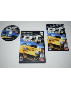 DT Racer Playstation 2 PS2 Video Game Complete