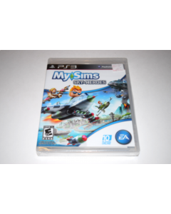 MySims SkyHeroes Playstation 3 PS3 Video Game New Sealed