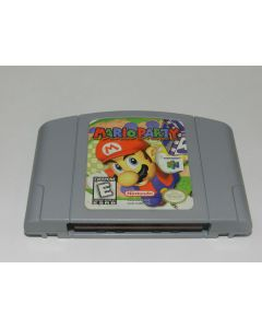 Mario Party Nintendo 64 N64 Video Game Cart