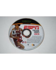 ESPN College Hoops 2K5 Microsoft Xbox Video Game Disc Only