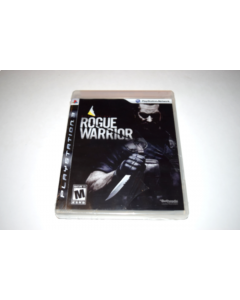 Rogue Warrior Playstation 3 PS3 Video Game New Sealed
