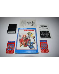 Football Intellivision Inc Video Game Complete in Box