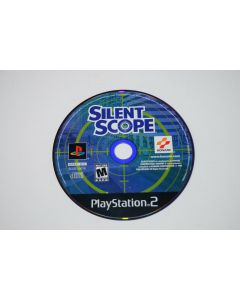 Silent Scope Playstation 2 PS2 Video Game Disc Only