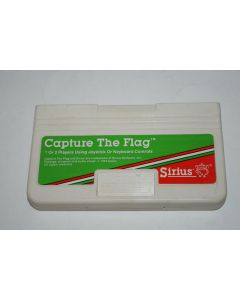 Capture the Flag Commodore Vic 20 Computer Video Game Cart