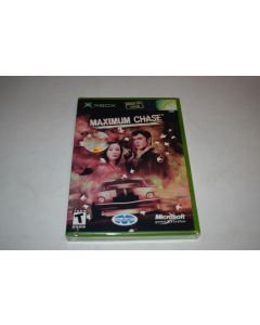 Maximum Chase Microsoft Xbox Video Game New Sealed