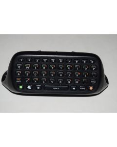Chatpad Keypad OEM Microsoft Black for Xbox 360 Console Video Game Controller