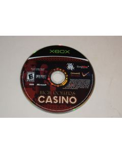 High Rollers Casino Microsoft Xbox Video Game Disc Only