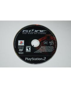 G.I. Joe The Rise of Cobra Playstation 2 PS2 Video Game Disc Only
