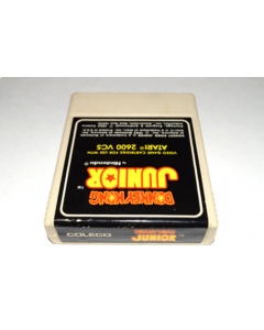 Donkey Kong Junior Coleco Atari 2600 Video Game Cart