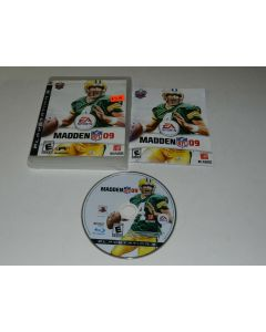 Madden 2009 Playstation 3 PS3 Video Game Complete