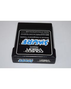 Smurf Rescue in Gargamels Castle ColecoVision Video Game Cart Only