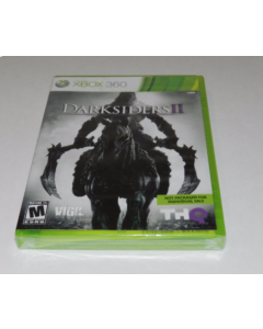 Darksiders II Microsoft Xbox 360 Video Game New Sealed