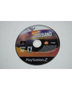 Rock University Presents Naked Brothers Band Playstation 2 PS2 Game Disc Only