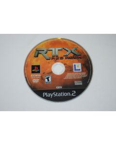 RTX Red Rock Playstation 2 PS2 Video Game Disc Only