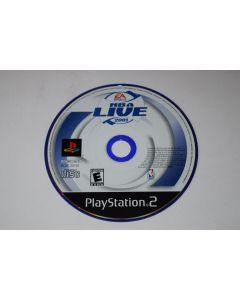 NBA Live 2001 Playstation 2 PS2 Video Game Disc Only