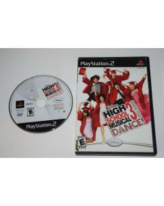 High School Musical 3 Senior Year Dance Playstation 2 PS2 Game Disc w/ Case