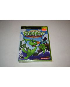 Frogger Ancient Shadow Microsoft Xbox Video Game New Sealed
