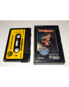 Dragonstomper Atari 2600 Video Game Cassette in Case
