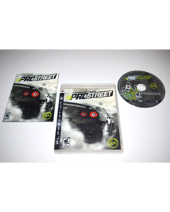 Need for Speed Prostreet Playstation 3 PS3 Video Game Complete