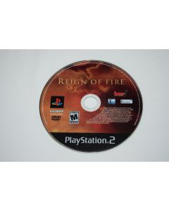 Reign of Fire Playstation 2 PS2 Video Game Disc Only