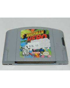 Bomberman Hero Nintendo 64 N64 Video Game Cart