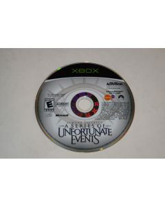 Lemony Snicket's A Series of Unfortunate Events Xbox Video Game Disc Only
