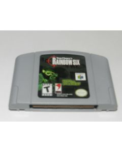 Rainbow Six GRAY Nintendo 64 N64 Video Game Cart