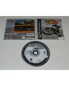 Motocross Mania Playstation PS1 Video Game Complete