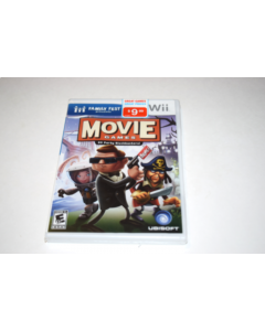 Family Fest Movie Games Nintendo Wii Video Game New Sealed