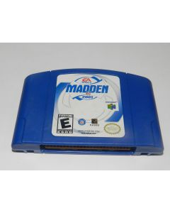 Madden 2001 Nintendo 64 N64 Video Game Cart