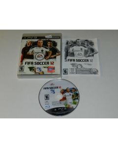 FIFA Soccer 12 Playstation 3 PS3 Video Game Complete