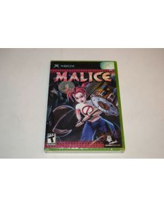 Malice Microsoft Xbox Video Game New Sealed