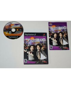 Rock University Presents Naked Brothers Band Playstation 2 PS2 Game Complete