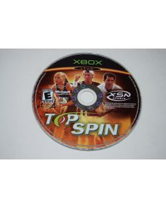 Top Spin Tennis Microsoft Xbox Video Game Disc Only