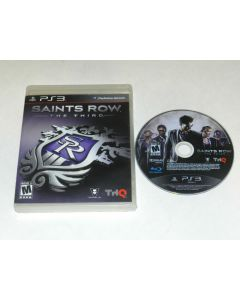Saints Row The Third Playstation 3 PS3 Game Disc w/ Case