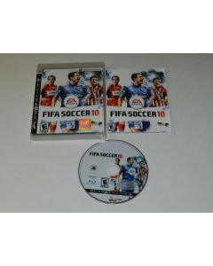 FIFA Soccer 10 Playstation 3 PS3 Video Game Complete