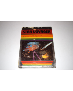 Star Voyager Atari 2600 Video Game New in Box