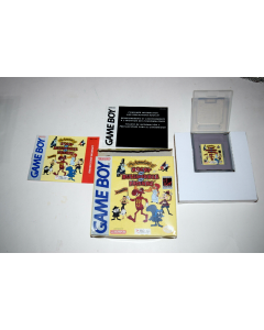 The Adventures of Rocky and Bullwinkle Friends Nintendo Game Boy Complete in Box