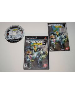 Motocross Mania 3 Playstation 2 PS2 Video Game Complete