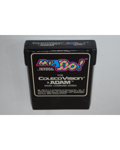Mr Do ColecoVision Video Game Cart Only